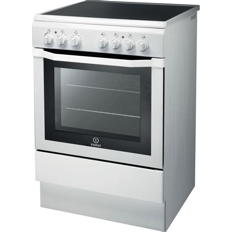 Indesit I6VV2A(W)/ Cooker in White   I6VV2A W UK