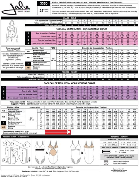 pattern review jalie jalie 3350 one piece swimsuits
