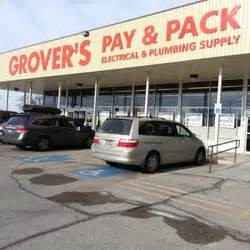 Grovers Plumbing Boise by Grover S Pay Pack Electric And Plumbing 14 Reviews Plumbing 5730 W Franklin Rd Boise