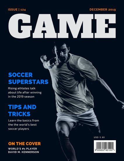 canva magazine layout customize 40 sports magazine cover templates online canva