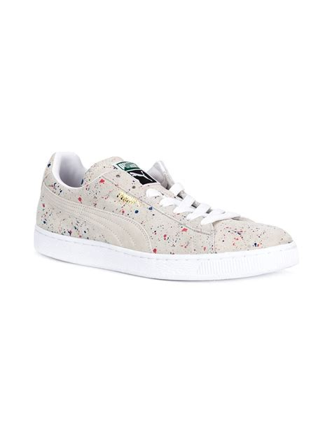 paint splatter sneakers paint splatter sneakers in for lyst