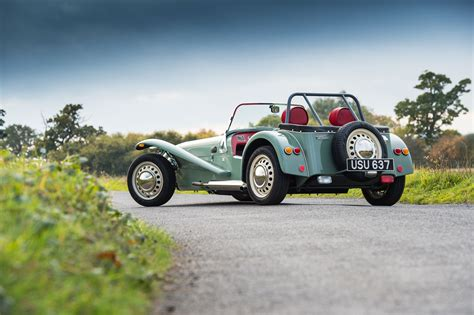 caterham seven sprint review in pictures evo