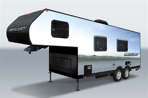 Ultra Lite Hauler Fifth Wheel