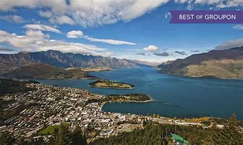 new zealand vacation with airfare from answers groupon
