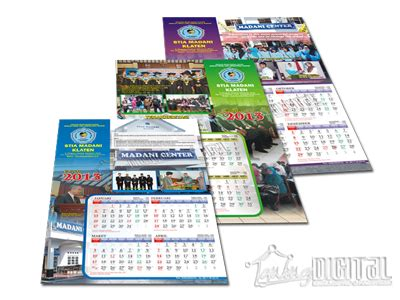 desain kalender 3 bulan desain kalender 3 lembar gubug gallery
