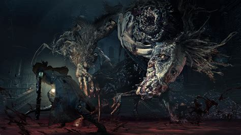 watch unarmed player beat bloodborne the old hunters