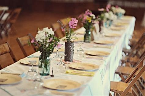 cheap wedding reception table ideas wedding decoration