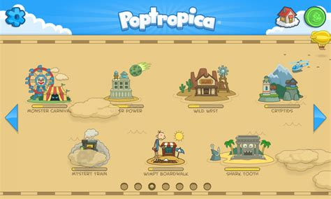 best poptropica island poptrickia tips tricks and cheats for poptropica