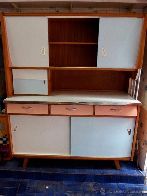 gran mueble de cocina anos  superpop madera  comprar