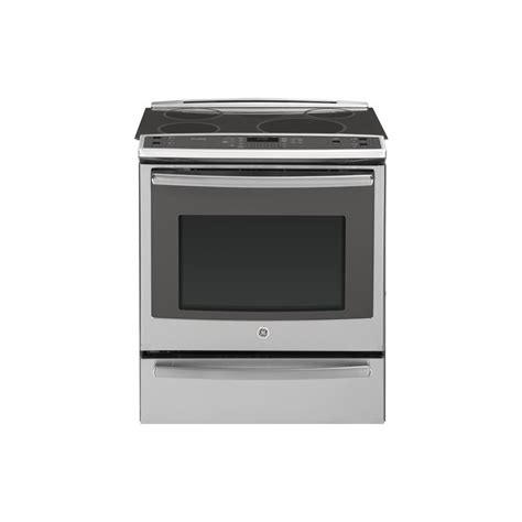 Ge Profile Microwave Drawer by Ge Profile Series 30 Quot Slide In Induction And Convection
