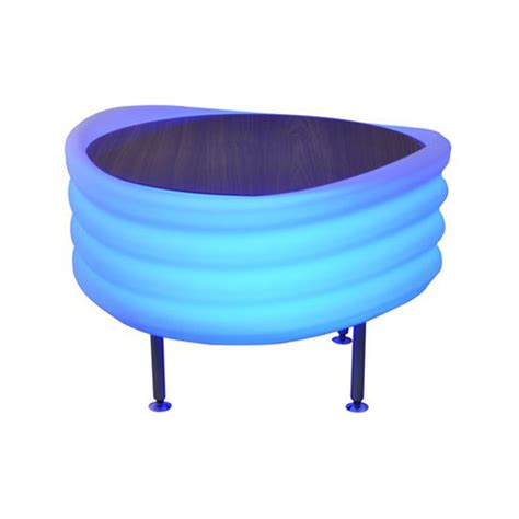 zepplin color changing table contempo lights touch of