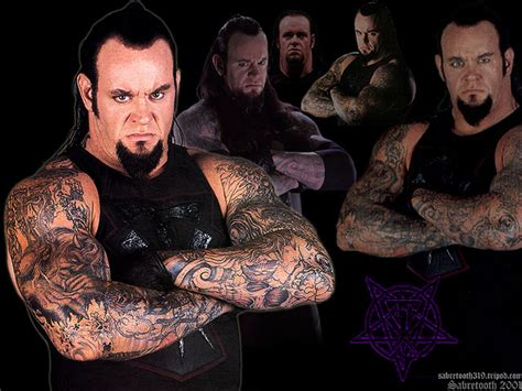 undertaker tattoo wwf pictures undertaker tattoos