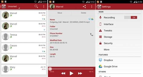 rmc android call recorder best call recorder for android to record calls automatically