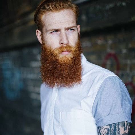 red beard tattoo 741 best boys with hair images on