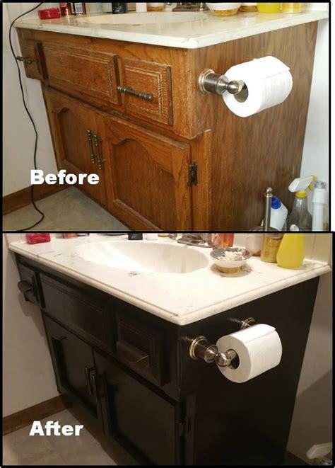 diy bathroom cabinet makeover 1000 ideas about medicine cabinet makeovers on
