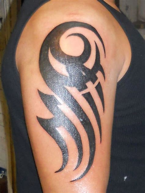 tribal tattoo around arm best 25 tribal tattoos on arm ideas on tribal