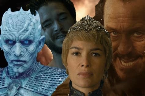 game  thrones saison  qui va tuer qui