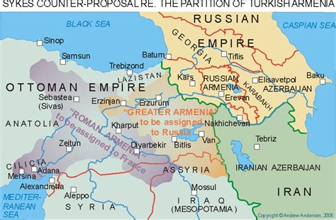 partitioning of the ottoman empire restoration of armenian statehood 171 iberiana იბერია