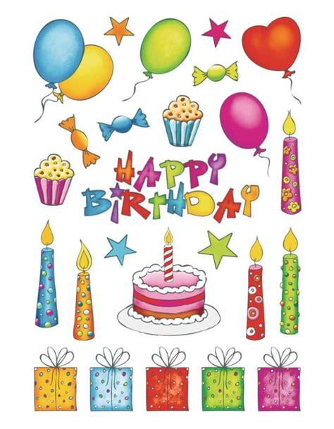 Lustige Aufkleber Zum Geburtstag geburtstags aufkleber b 252 rozubeh 246 r