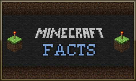Minecraft 256 Tricks Facts Glitches You Might Not Know - image gallery minecraft facts