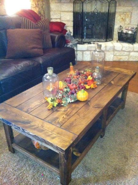 home projects white and coffee tables on