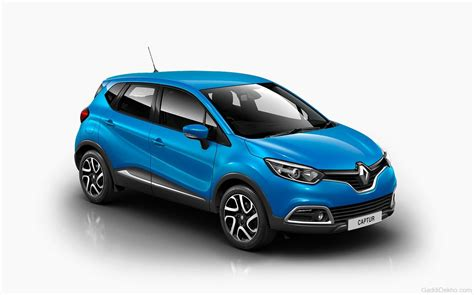 renault blue renault captur car pictures images gaddidekho com