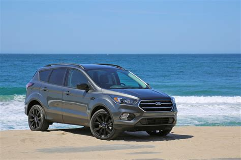 ford trucks 2017 redesigned 2017 ford escape eludes enthusiasts ford