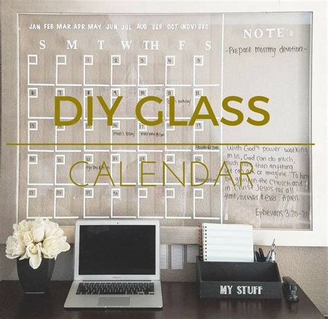 how to make a calendar on your whiteboard best 25 diy whiteboard ideas on erase