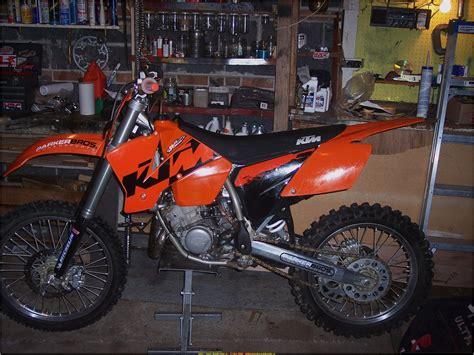 2004 Ktm 200 Exc Review Test Ride 2004 Ktm 200 Sx Dirt Rider Dirt Rider