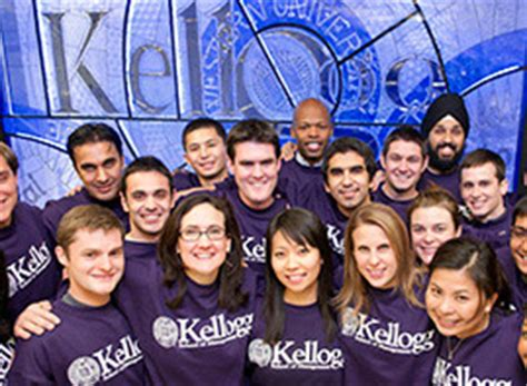 Kellogg Part Time Mba Essay Questions by Kellogg School Of Management Northwestern Mba