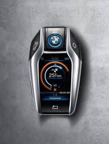 bmw i8 computerized key reportedly features an lcd display