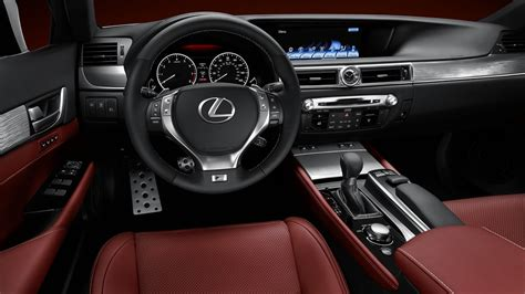lexus gs350 f sport interior review definitive guide to the flavors of the 2013