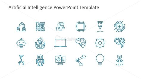 Powerpoint Template Artificial Intelligence Free Gallery Ai Ppt Templates Free