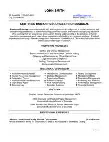 Human Resources Resume Templates by Human Resources Professional Resume Template Premium Resume Sles Exle