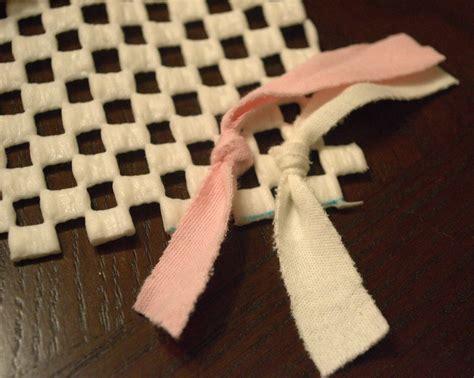 fabric rug diy diy shag rag rug tutorial my of style my of style