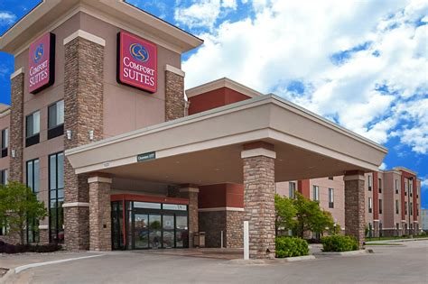 Comfort Suites Manhattan In Manhattan Ks 785 539 9