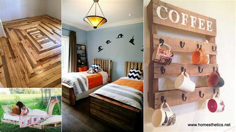 Things To Do In The Bedroom 20 pallet projects you ought to try this summer