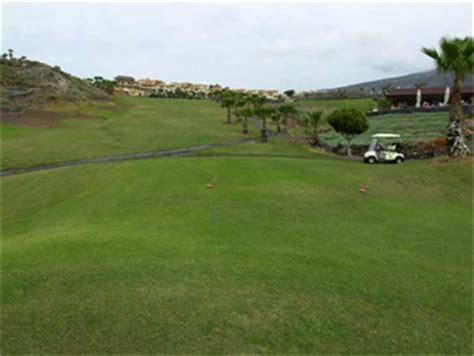 live costa adeje golf course golf weather costa costa adeje golf course green fee discount canary