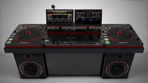 best dj console dj hd wallpaper and hintergrund 1920x1080 id 174928
