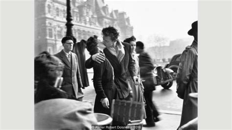 the best of doisneau bbc culture one of history s most romantic photographs was staged