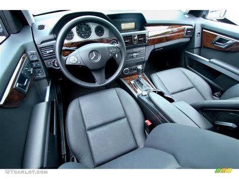 Mercedes Benz Glk350 Interior Black Interior 2012 Mercedes Benz Glk 350 4matic Photo