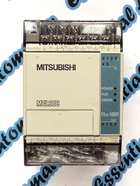 Plc Mitsubishi Fx1s 10mr Fx1s10mr Fx 1s 10mr Fx 1s 10mr Fx 1s 10 Mr Essential Automation Ltd Mitsubishi Melsec Fx1s 10mr Ds