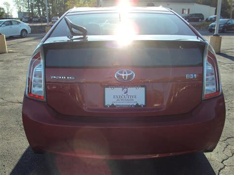 Libertyville Toyota Service 2013 Toyota Prius Hatch Stock 1518 For Sale Near