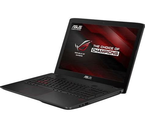 Asus Republic Of Gamers Laptop Mercadolibre asus republic of gamers gl552vw 15 6 quot gaming laptop black deals pc world