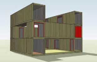 plans for shipping container homes bloombety modern shipping container home plans by