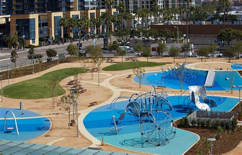 parks san diego waterfront park