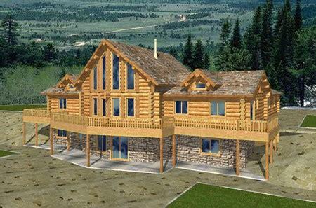 log home floor plans canada canadian log home directory