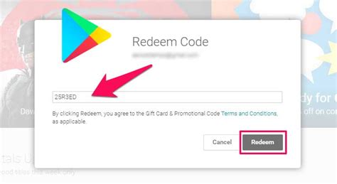 How To Use A Google Play Gift Card - how to earn free google play credit and google play gift cards