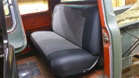 ford truck bench seats bench seat pictures ford truck enthusiasts forums