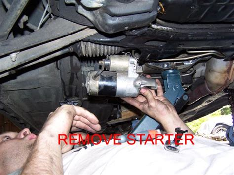 1999 infiniti g20 starter removal auto to manual writeup 5 speed conversion nissan forum